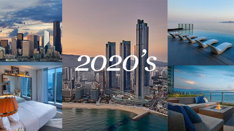Lotte Hotel Global - History -2020